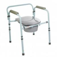 Купить Стул туалет для инвалидов 10595 (10595). Изображение №1