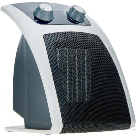 Купить Тепловентилятор Electrolux EFH/C-5120N, 2000 Вт, 20 м2, мех.упр.-е, керамический, белый (EFH/C-5120N). Изображение №1
