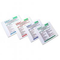 Повязка MEDICARE антимикробная, сорбционная стерильная для послеоперационных ран, 10х14 см