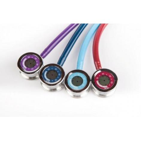 Купить Стетоскоп для детей MDF 740C BO Pulse Time Черный (740С-BO). Изображение №1