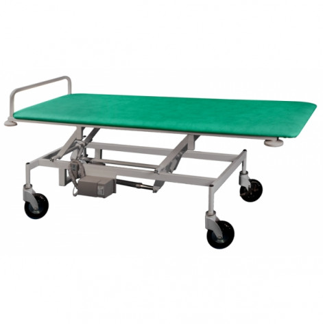 Купить Тележка для транспортировки больных (с электроприводом) ТПБЕ (ТПБЕ). Изображение №1