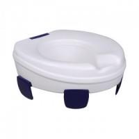 Насадка на унитаз, Туалетное сиденье низкое, 11 см, после операции, для инвалидов