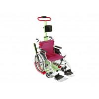 Лестничный электроподъемник для инвалидной коляски W-CL01