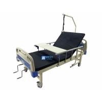 Медицинская кровать 4 секционная MED1-C09 для больницы, клиники, дома. Функциональная кровать для инвалидов (видеообзор)