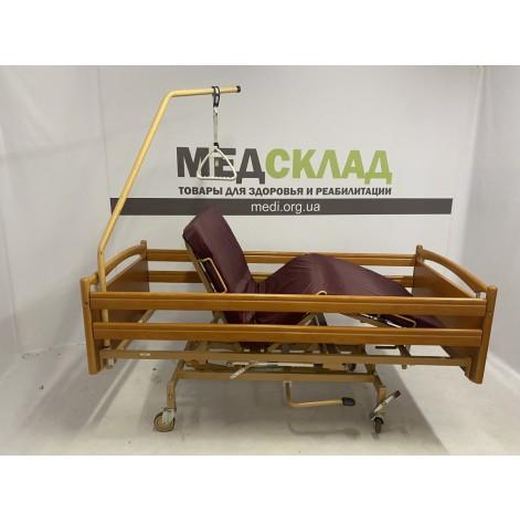 Купить Медицинская кровать немецкая с пневмоприводом (Ger-pnevm-4). Изображение №1