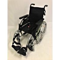 Инвалидная коляска каталка кресло Breezy универсальная (видеообзор)