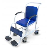 Инвалидная каталка для транспортировки пациентов КВК