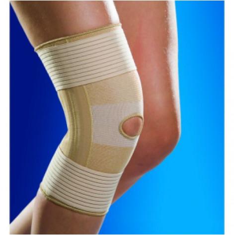 Купить Бандаж на колено с ремнями и пластинами 1505 (1505). Изображение №1