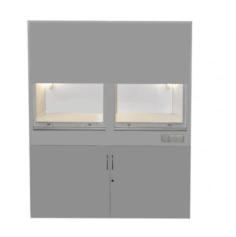 Купить Шкаф вытяжной лабораторный шв-2 медицинский (1032). Изображение №1