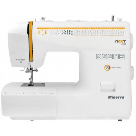 Купить Швейная машина МINERVA NEXT 363D (NEXT363D). Изображение №1