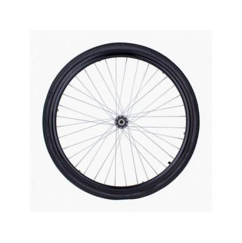 """Купить 24"""" x 1⅜"""" заднее литое колесо для инвалидных колясок (OSD-WH-PU). Изображение №1"""