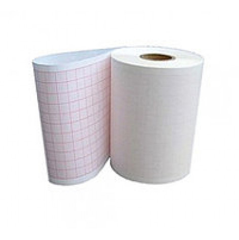 Купить Бумага лента, белая  80*20 (12) (72746). Изображение №1