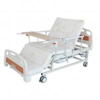 Медицинская кровать с туалетом и функцией бокового переворота для тяжелобольных E20. Электро Кровать. Функциональная медицинская кровать. Для реабилитации инвал