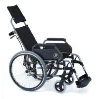 Инвалидная коляска с регулируемой спинкой и подголовником Breezy 300R