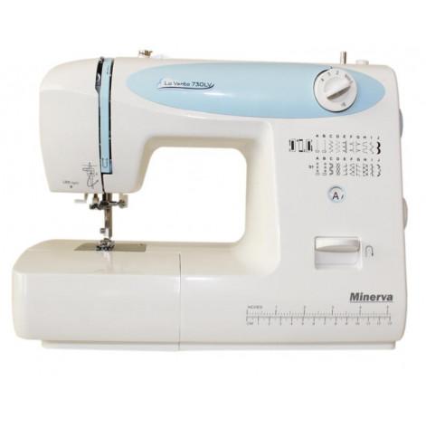 Купить Швейная машина МINERVA LA VENTO LV730, 70 Вт, 20 швейных операций (M-LV730). Изображение №1
