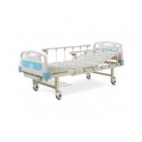 Реанимационная медицинская кровать OSD-A132P-C  2-х секционная МАТРАС В ПОДАРОК