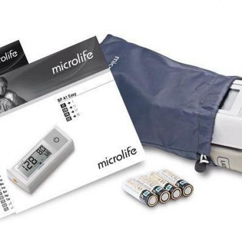 Купить Тонометр автоматический Microlife BP A1 Easy c адаптером (BP A1 Easy). Изображение №1