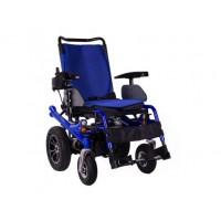Инвалидная коляска с электромотором ROCKET-III Ортопедическая подушка для коляски в ПОДАРОК.