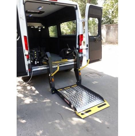 Купить Площадка подъемная автомобильная для инвалидов ППН-А2 (г) (ППН-А2(г)). Изображение №1