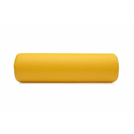 Купить Валик для массажного стола (кушетки) желтый (R-1-0307). Изображение №1