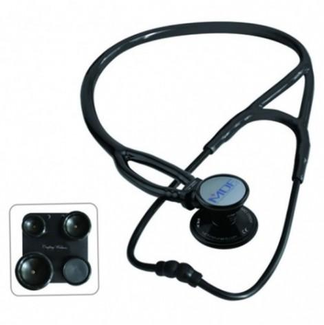 Купить Стетоскоп кардиологический MDF Cardio-X 797X ВО Черный (797X-ВО). Изображение №1