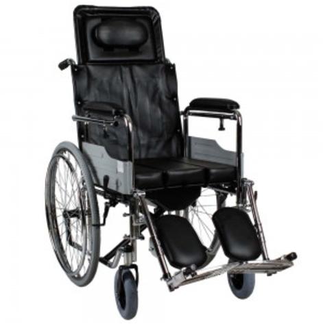 Купить Инвалидная коляска многофункциональная с туалетом (OSD-MOD-2-45). Изображение №1