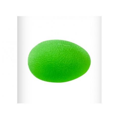 Купить Эспандер кистевой (яйцо зеленое среднее) (OS-013Y.з). Изображение №1