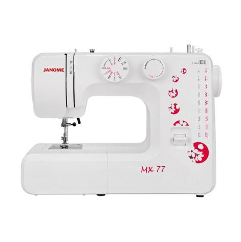 Купить Швейная машина JANOME My Excel 77, 15 швейных операций (JANOMEMX77). Изображение №1