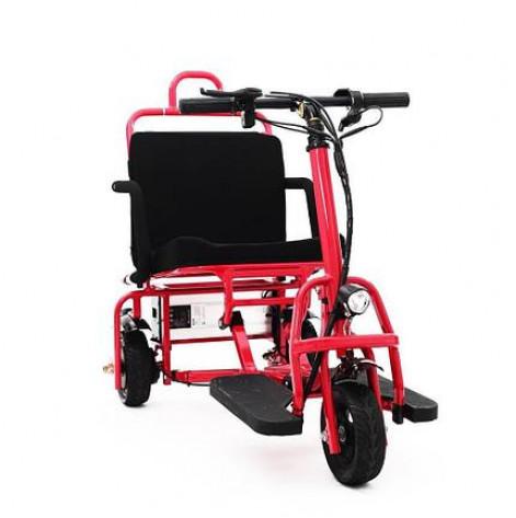 Купить Легкий мобильный складной электроскутер для пожилых людей S36300. Электроколяска. (0030). Изображение №1