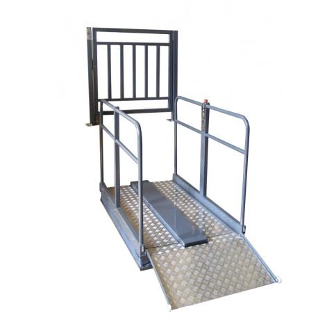 Купить Площадка подъемная для инвалидов ППН-1.5 (ППН-1.5). Изображение №1