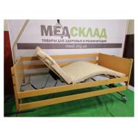 Медицинская кровать Eloflex 185 с электроприводом 4-х секционная  МАТРАС В ПОДАРОК