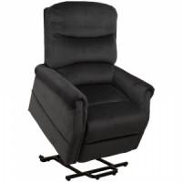 Подъемное кресло с двумя моторами (серое) OSD-EDE AD03-1LD