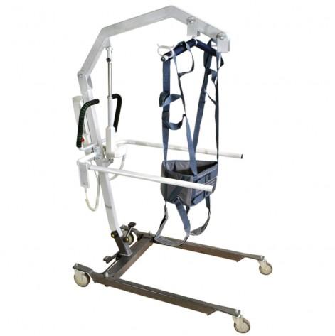 Купить Подъемник передвижной с электрическим приводом усиленный (для восстановления ходьбы) ПГР-150 ЕМХП (ПГР-150 ЕМХП). Изображение №1