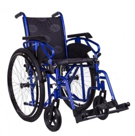 Купить Инвалидная коляска Сиденье 43, 45, 50 см Ортопедическая подушка для коляски в ПОДАРОК. (OSD-STB3-*). Изображение №1
