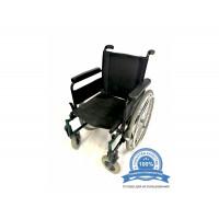 Инвалидная коляска каталка кресло  без подножек, сиденье 45 см