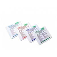 Повязка антимикробная сорбционная стерильная для послеоперационных ран 9х10 см