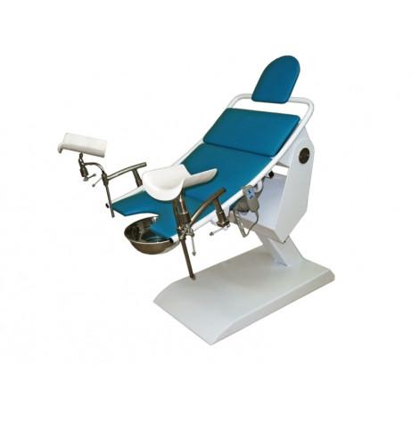 Купить Кресло гинекологическое кг-3э с электроприводом медицинское (869). Изображение №1