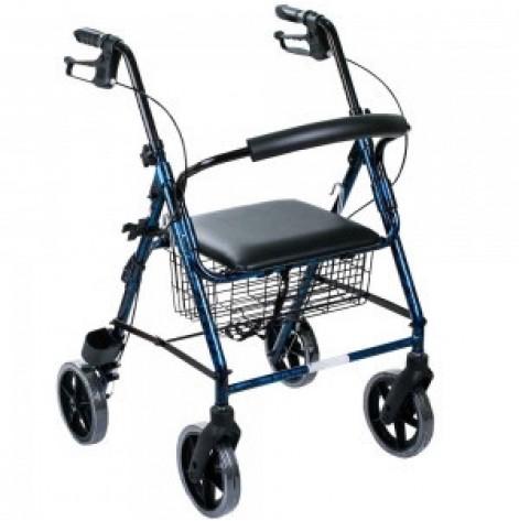 Купить Алюминиевый роллер с большими колесами OSD-KQ-1018 (OSD-KQ-1018). Изображение №1