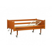 Кровать деревянная функциональная двухсекционная OSD-93