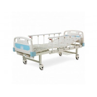 Купить Реанимационная медицинская кровать  OSD-A232P-C 4-х секционные МАТРАС В ПОДАРОК (OSD-A232P-C). Изображение №1