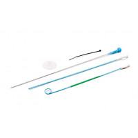 Комплект для трансдермального дренажа, одноступенчатого (метод прямой)