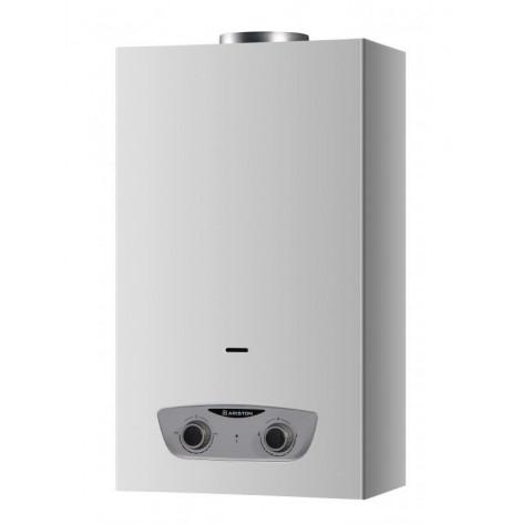 Купить Газовая колонка Ariston FAST R ONM 10 NG, 10 л/мин., электророзжиг, A (3632311). Изображение №1
