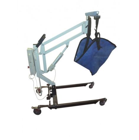 Купить Подъемник универсальный бытовой реабилитационный навесной с электроприводом модели ПГР-125 ЕН (ПГР-125 ЕН). Изображение №1