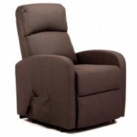 Подъёмное кресло с одним мотором (коричневое) OSD-LANTA AD05-1LS