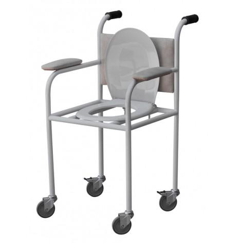 Купить Кресло-туалет ктп медицинское (874). Изображение №1
