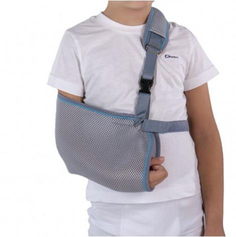Купить Бандаж-поддерживатель руки (платок), kids (серый) р.2 (3004.2Ксір). Изображение №1