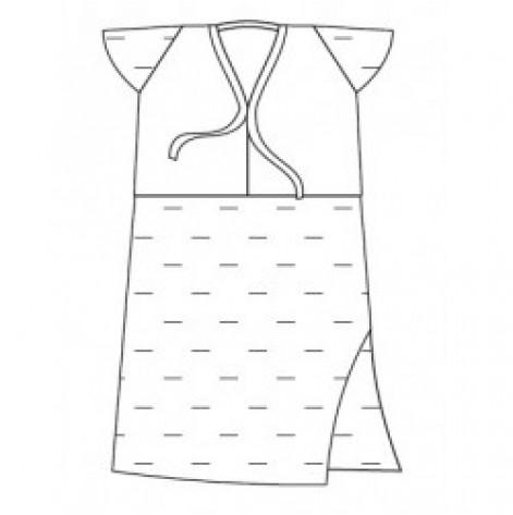 Купить Рубашка нестерильная для роженицы (78829). Изображение №1