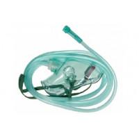 Маска кислородная  (педиатрическая, с мешком)