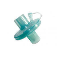Фильтр с тепло и влагообменником вирусо-бактериальный одноразового использования, стерильный