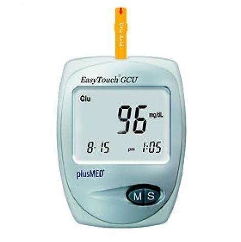 Купить Аппарат EasyTouch для измерения уровня глюкозы / мочевой кислоты в крови (4902). Изображение №1